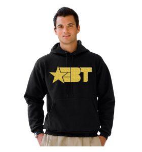 E.B.T Star struck Hoody